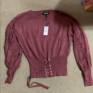 Express sweater. Brand new with tag, never worn